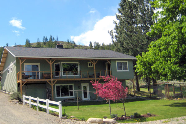 lodging in twisp